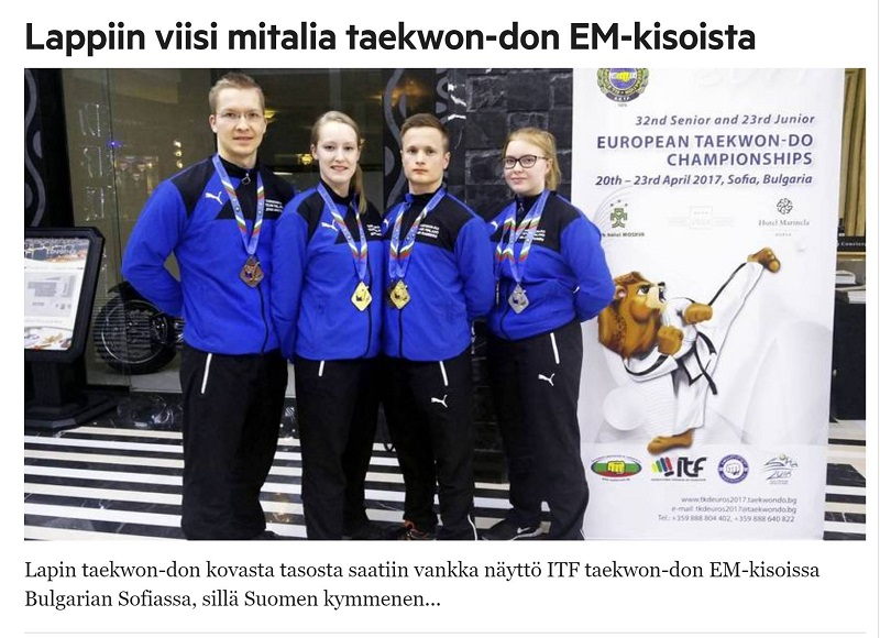 Lapin kansa, 23.4.2017