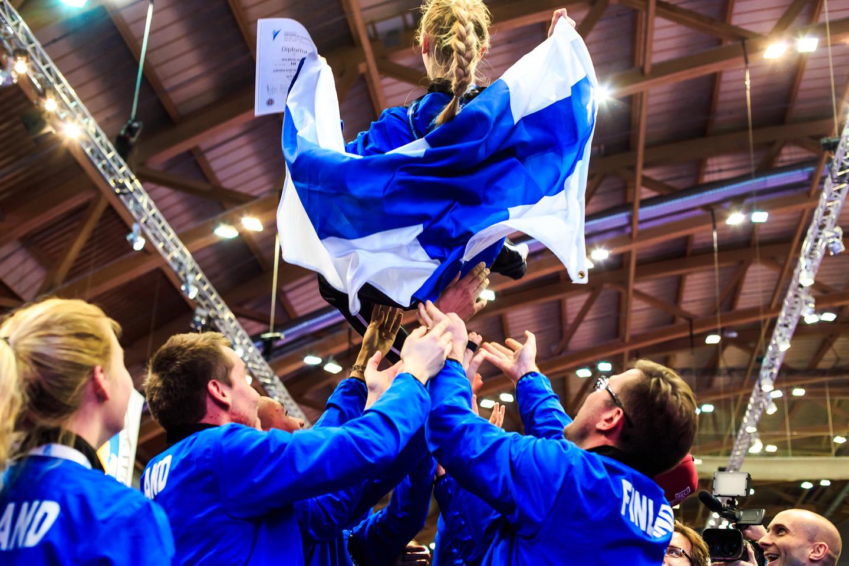 Suomen maajoukkue