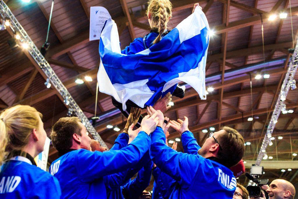 Suomen menestys vuoden 2016 ITF Taekwon-Don EM-kilpailuissa