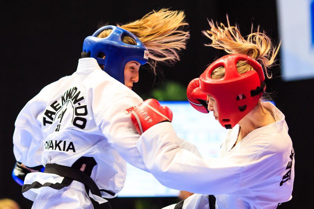 Taekwon-Do-ottelu