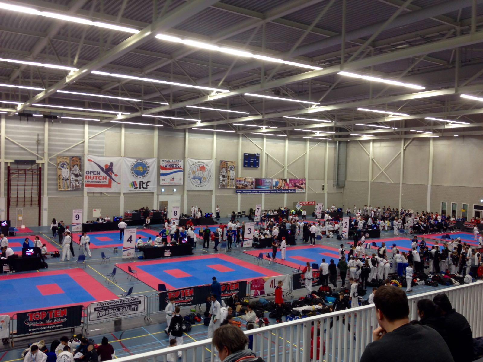 Open Dutch 2018